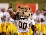University of Minnesota - Minnesota's Goldy the Gopher Photographic Print