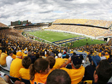 West Virginia University - Milan Puskar Stadium Photographic Print