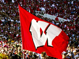 University of Wisconsin - 2012 Rose Bowl Photographic Print