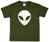 Youth: Alien 'I Come In Peace' Shirts