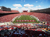 University of Wisconsin - Camp Randall Stadium Foto av  Madison / University Communications