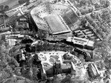 University of Tennessee - View of Campus, the Hill and Neyland Stadium Photo