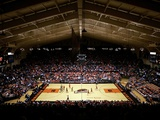 Oregon State University - Oregon State vs Oregon at Gill Coliseum Fotografisk tryk