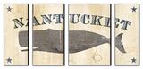 Nantucket Whale ポスター : エイヴリー・ティルモン