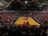 University of Georgia - Stegeman Coliseum Photographic Print