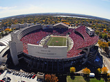 University of Wisconsin - Camp Randall Foto av  Madison / University Communications