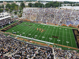 Wake Forest University - BB&T Field Fotografisk tryk af Lance King
