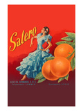 Salero Posters by  Ortega