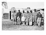 African American Teamsters Prints