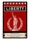 Liberty Boom Label Prints