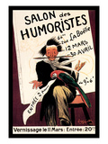 Salon Des Humoristes Posters by Leonetto Cappiello