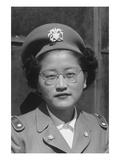 Miss Kay Fukuda, U.S.C.N. Posters by Ansel Adams