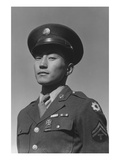 Corporal Jimmy Shohara Posters by Ansel Adams