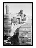 Benji Iguchi on Tractor Art by Ansel Adams
