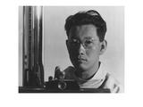 Michael Yonemetsu, [I.E., Yonemitsu] X-Ray Technician Prints by Ansel Adams