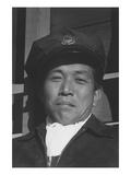 Mitsuo Matsuro, Fireman Prints by Ansel Adams