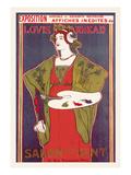 Exposition Speciale De Soixante Nouvelles Affiches Inedites De Louis Rhead Posters by Louis Rhead