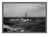 Fishing Boat Prints by Edwin Levick