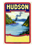 Hudson Broom Label Posters