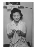 Mrs. Dennis Shimizu Posters by Ansel Adams