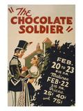 Chocolate Soldier Art