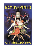 Ramos Pinto Prints by Leonetto Cappiello