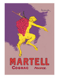 Martell Cognac - France Premium giclée print van Leonetto Cappiello