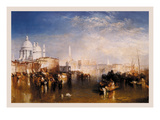 Venice, 1840 Prints by J. M. W. Turner