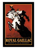 Royal Gaillac - Henry Iv Print by Leonetto Cappiello