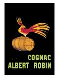 Les Cognac Albert Robin Posters by Leonetto Cappiello