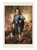 The Blue Boy Plakater av Gainsborough, Thomas