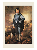 The Blue Boy Posters by Thomas Gainsborough