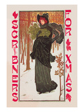 Scribner's for Xmas Prints by Louis John Rhead