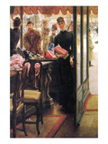 The Seller Posters by James Tissot
