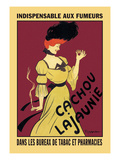 Cachou Lajaunie Prints by Leonetto Cappiello