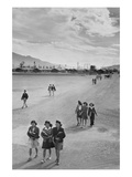 School Children Prints by Ansel Adams