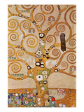 Frieze Ii Posters by Gustav Klimt