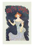 Odette Dulac Prints by Leonetto Cappiello