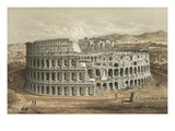 Roman Coliseum Prints by  Armstrong & Co.