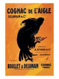 Cognac De L'Aigle Posters by Leonetto Cappiello