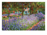 Luncheon on the Grass Prints by Claude Monet