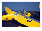 Marine Glider Print