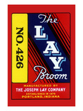 The Lay Broom Prints