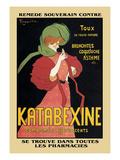 Katabexine Posters by Leonetto Cappiello