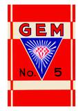 Gem No. 5 Posters