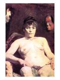 Nude Art by Henri de Toulouse-Lautrec