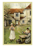 A Quart of Ale Is a Dish for a King Posters by George Henry Boughton