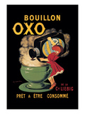 Bouillon Oxo Prints by Leonetto Cappiello