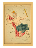 Cepheus Print by Aspin Jehosaphat