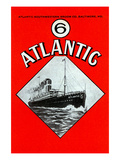 Atlantic 6 Posters